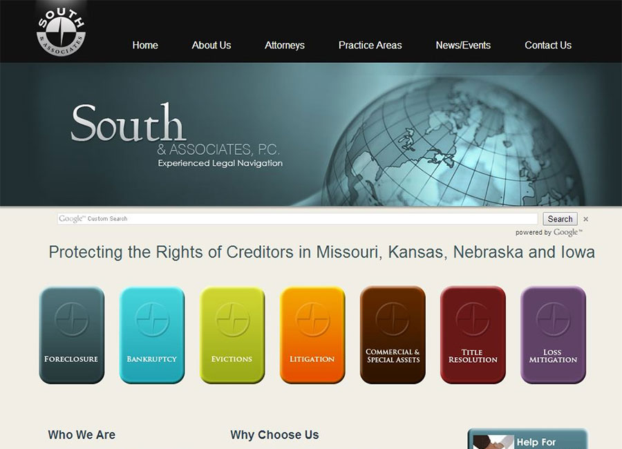South Law Website